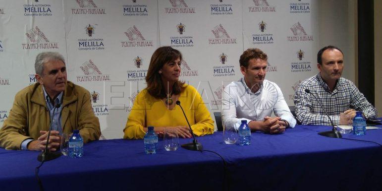 Rueda de Prensa dando a conocer fecha y destino de los fondos recaudados