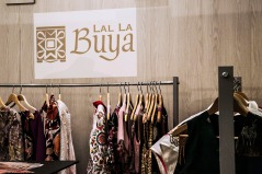 Colecciones de Lal La Buya en The Boutique Affaire