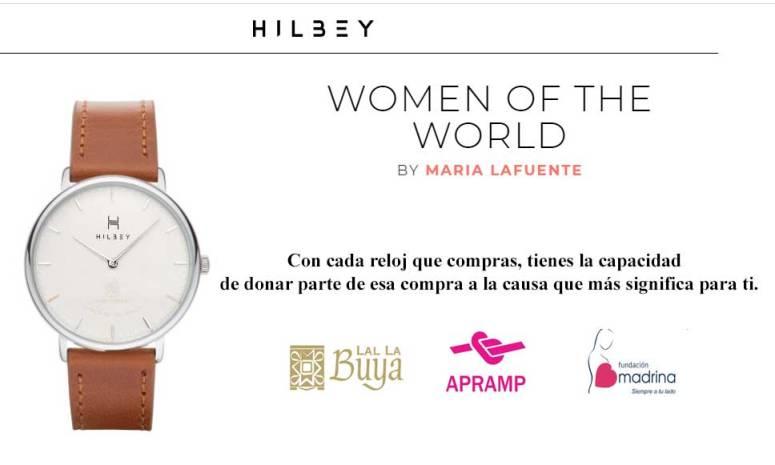 Reloj Hylbey by María Lafuente